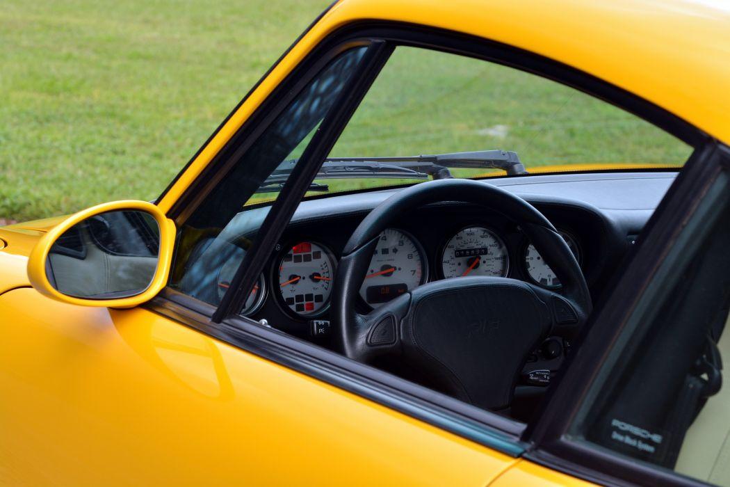 1997 Ruf Porshe R Turbo 993 tuning supercar wallpaper