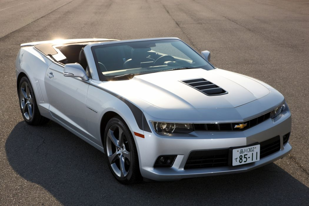 chevrolet camaro lt rs convertible 12 wallpaper