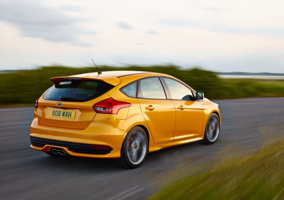 2015 Ford Focus S-T wallpaper