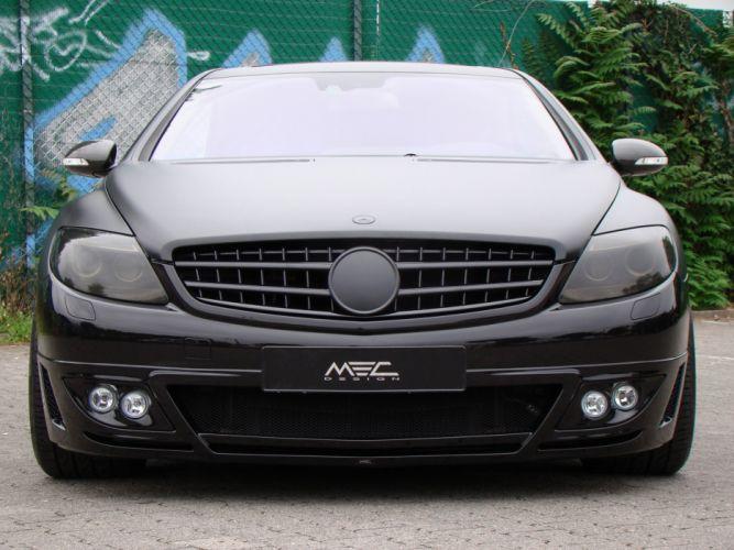2009 MEC-Design Mercedes Benz CL-Klasse C216 luxury tuning wallpaper
