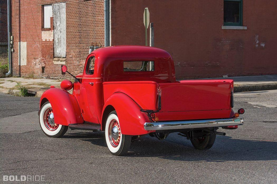 1948 Studebaker Diamond Model-T 201 Pickup retro vintage antique wallpaper