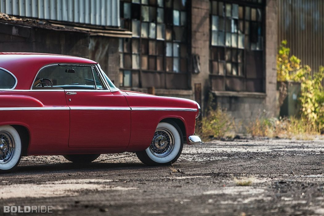 1955 Chrysler 300C luxury retro vintige wallpaper