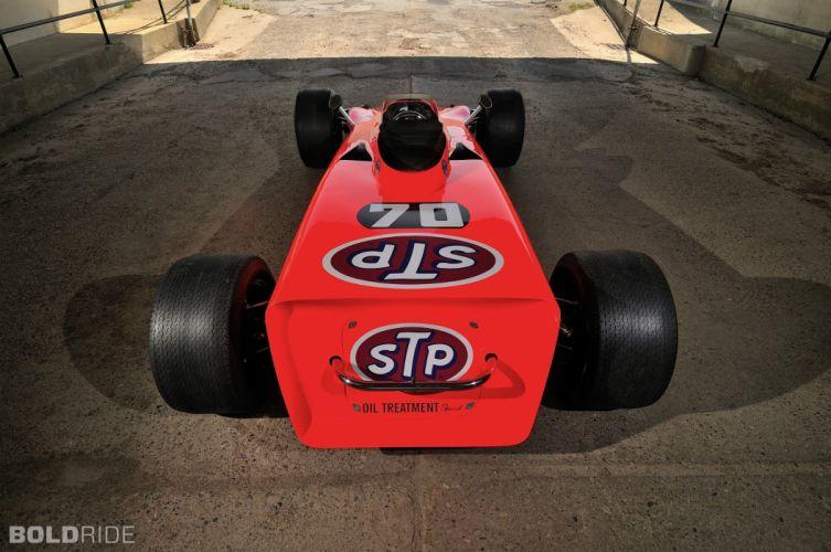 1968 Lotus Type-56 Turbine Indy 500 Racecar race classic jet wallpaper