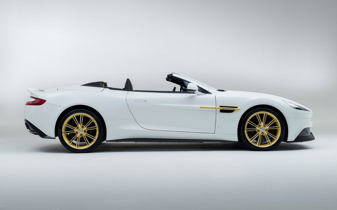 2015 Aston Martin Works 60th-Anniversary Vanquish wallpaper