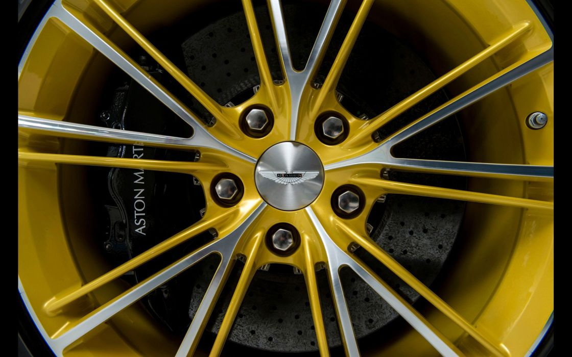 2015 Aston Martin Works 60th-Anniversary Vanquish wallpaper