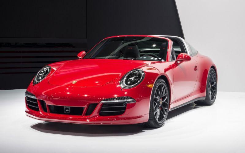 2015 Porsche 911 Targa 4 GTS supercar targa-4 wallpaper