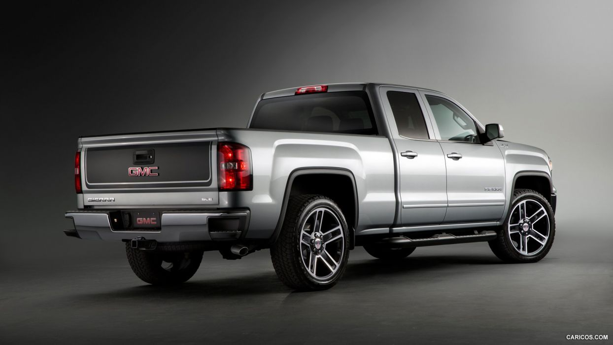 2015 GMC Sierra Carbon pickup wallpaper