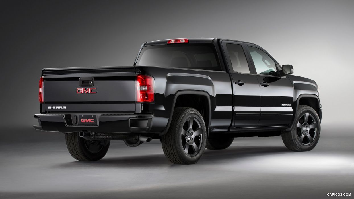 2015 GMC Sierra Elevation pickup wallpaper