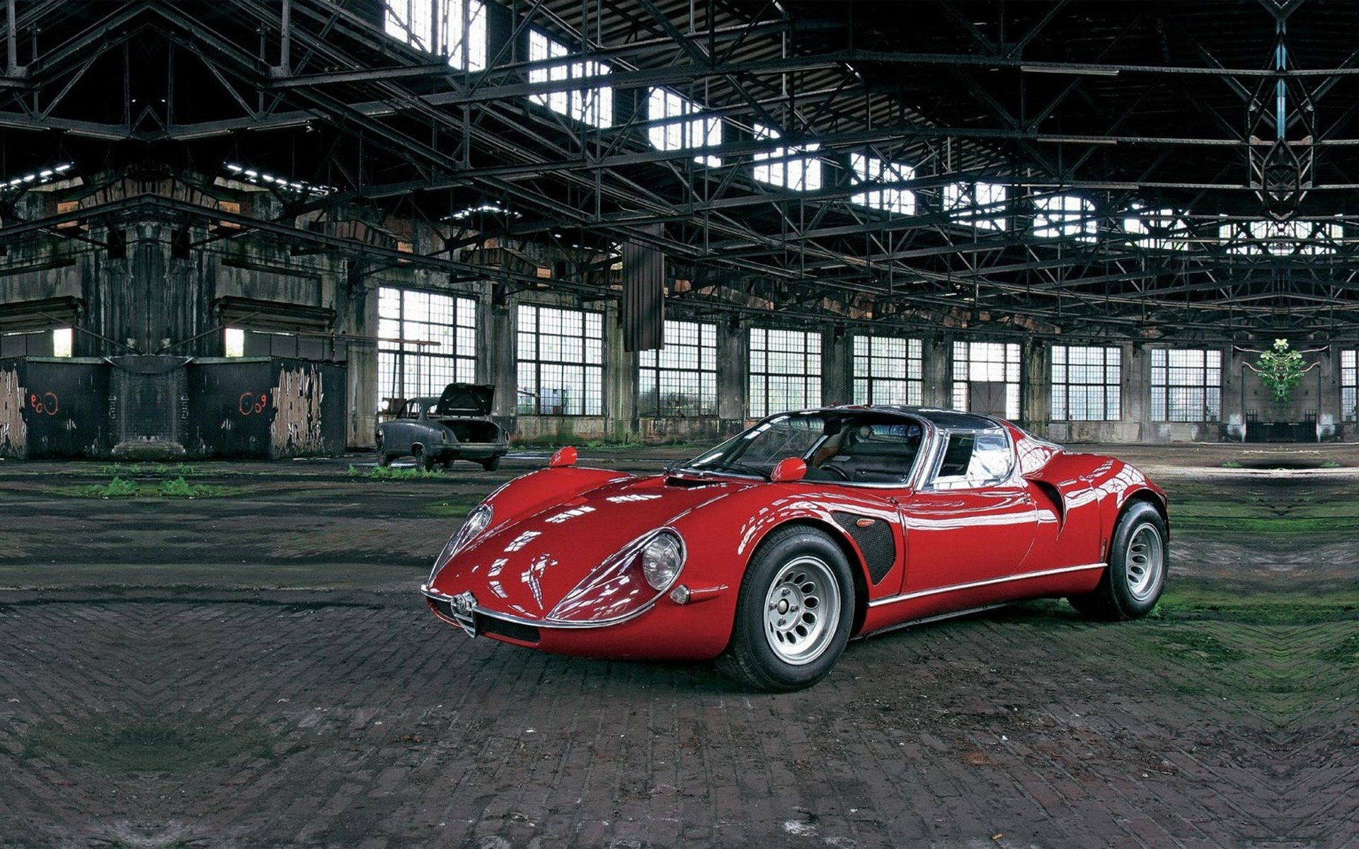 Afra sas  Alfa Romeo spare parts for classic and
