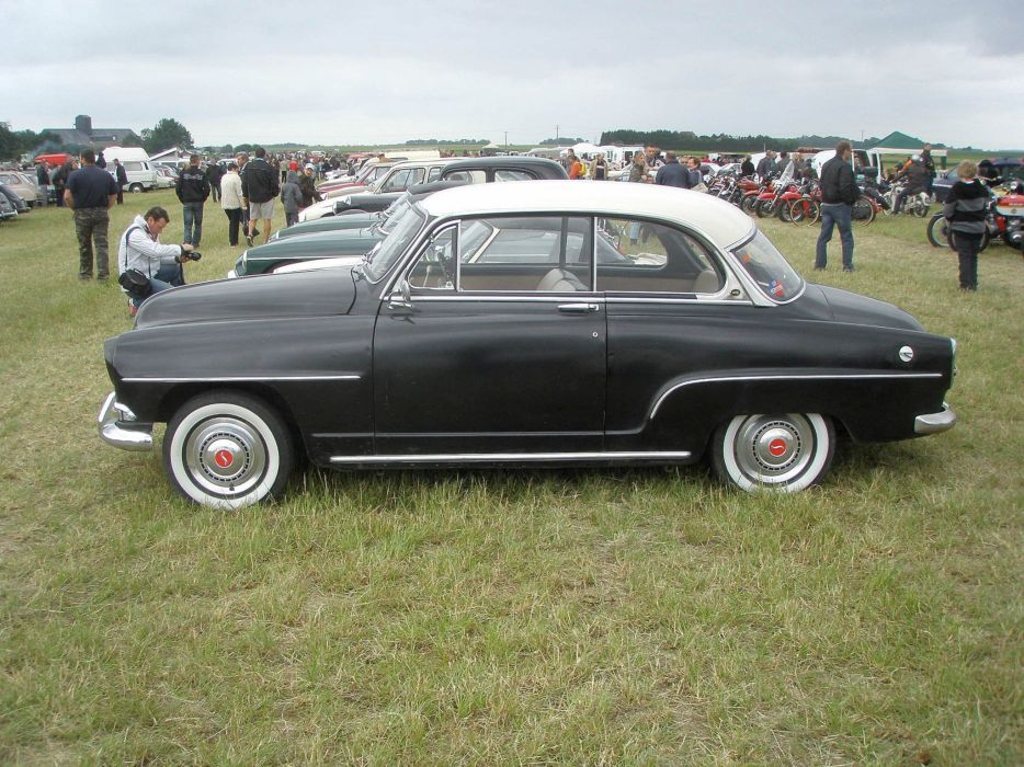 Simca aronde classic french cars coupe grand large wallpaper