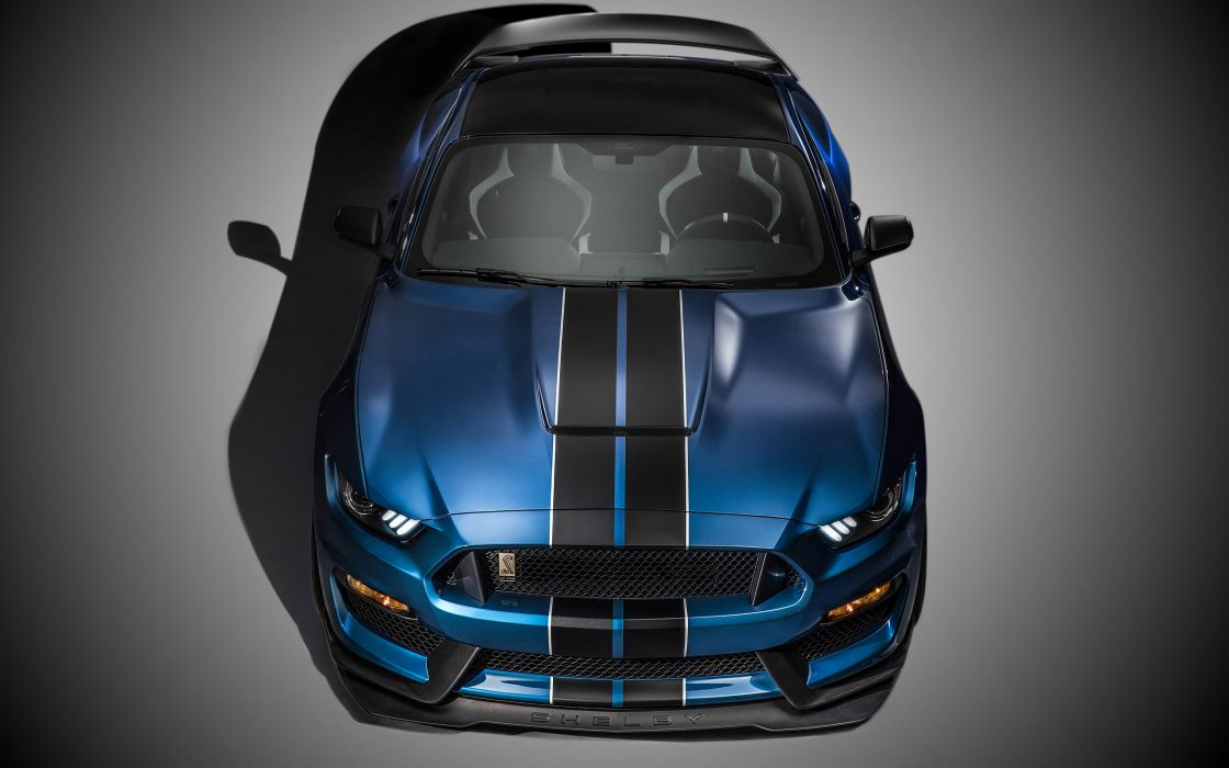 2016 Ford Shelby Mustang GT350R muscle wallpaper