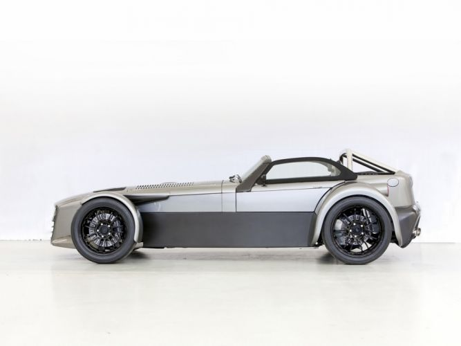 2011 Donkervoort D-8 GTO supercar wallpaper