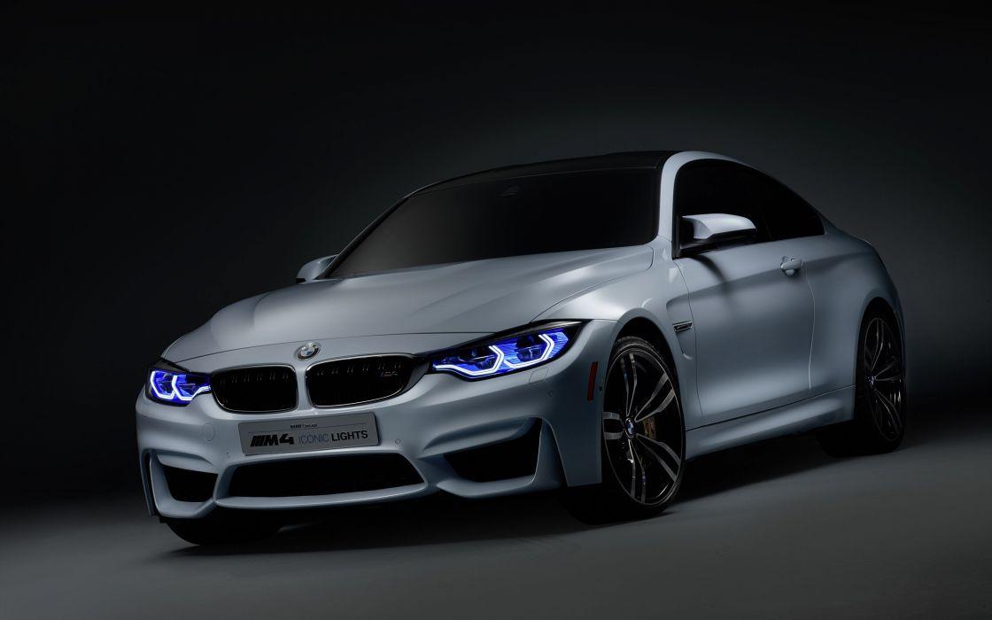 2015 BMW M-4 Iconic Lights Concept wallpaper