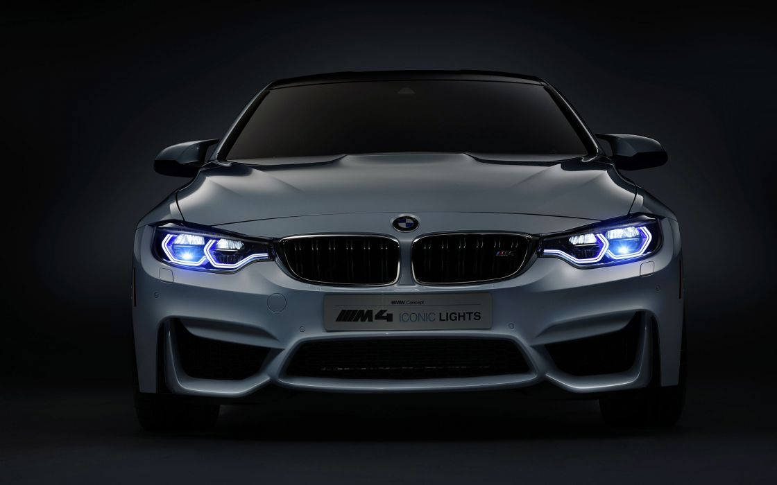 2015 BMW M-4 Iconic Lights Concept wallpaper