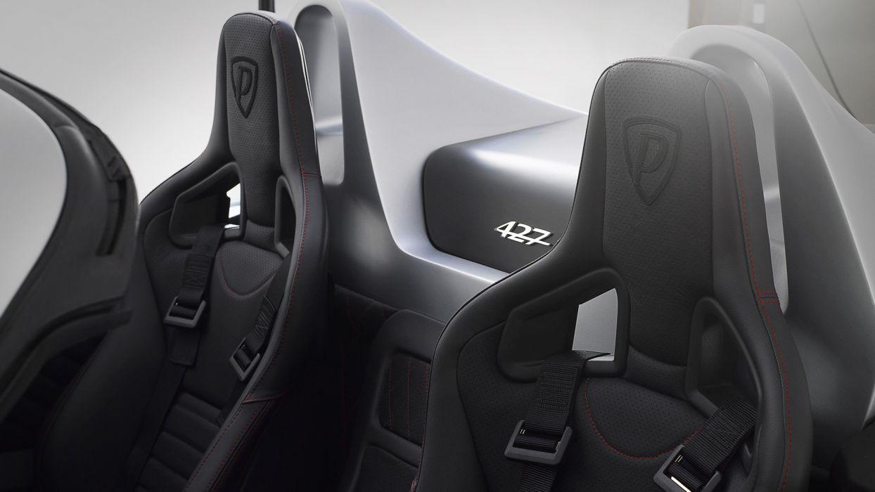 2015 Puritalia 427 supercar roadster wallpaper