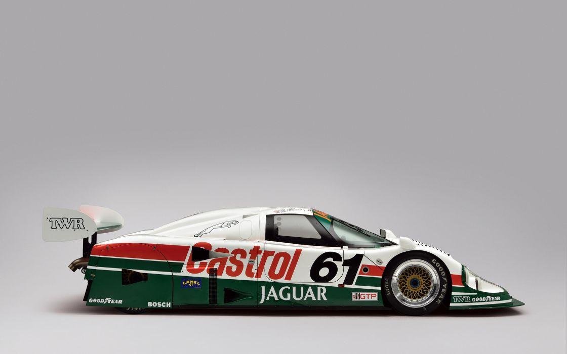 1988 Jaguar XJR-9 Castrol le-mans race racing lemans wallpaper