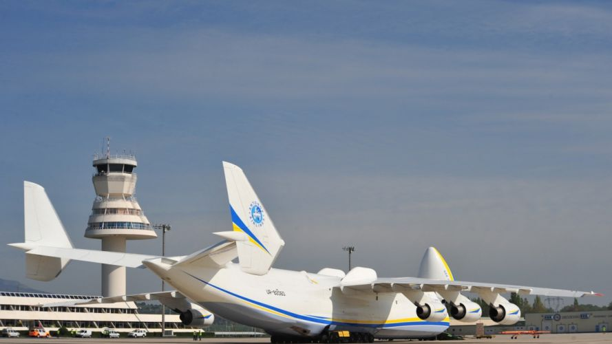 An-225 Mriya wallpaper