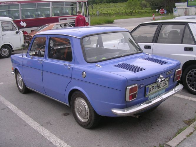 cars classic french Simca 1000 wallpaper
