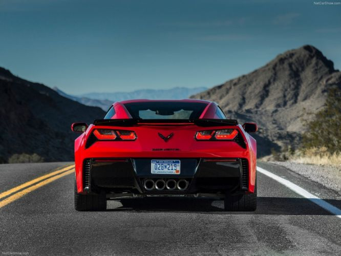 Chevrolet chevy Corvette Z06 2015 coupe cars usa wallpaper