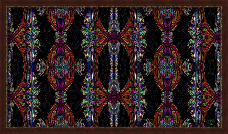 Fractal Collage wallpaper