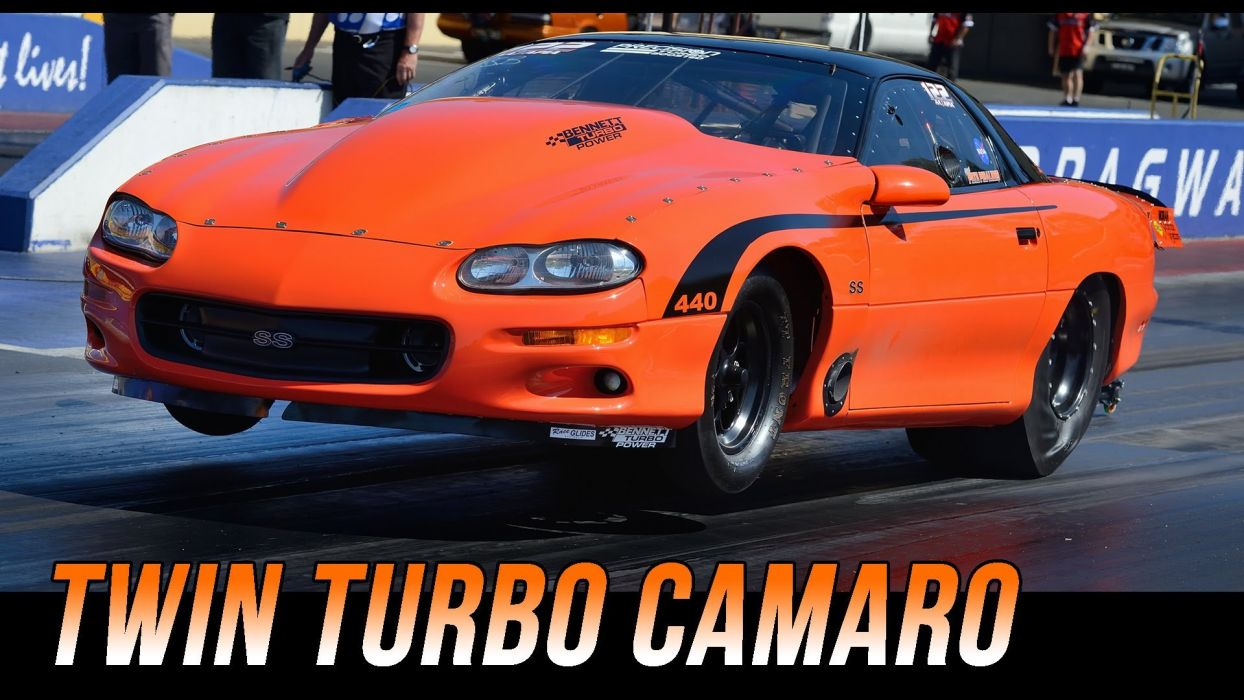 DRAG RACING hot rod rods race muscle chevrolet camaro dw wallpaper