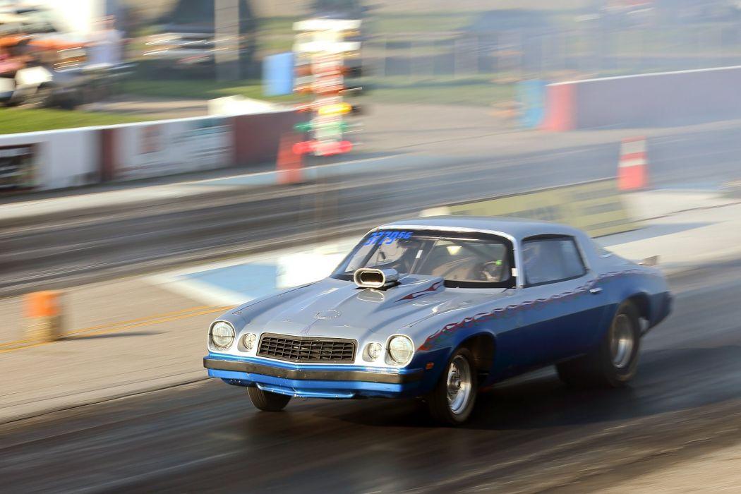 DRAG RACING hot rod rods race muscle chevrolet camaro hf wallpaper