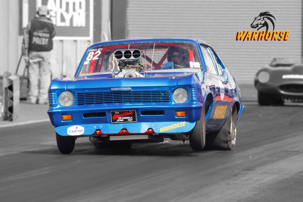 DRAG RACING hot rod rods race muscle chevrolet nova d wallpaper