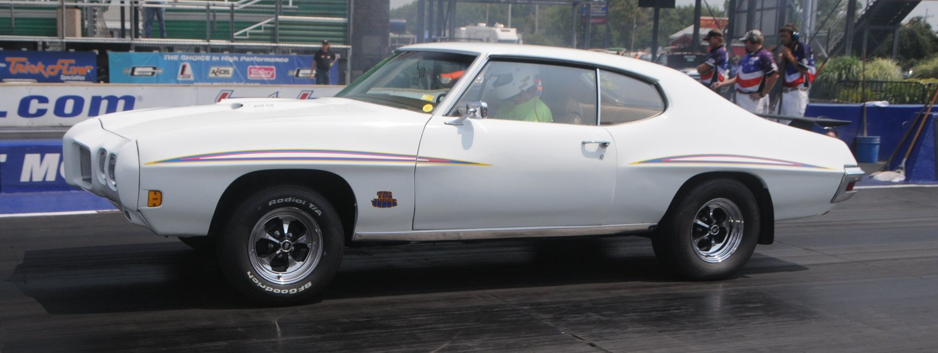 DRAG RACING hot rod rods race muscle pontiac gto judge d wallpaper