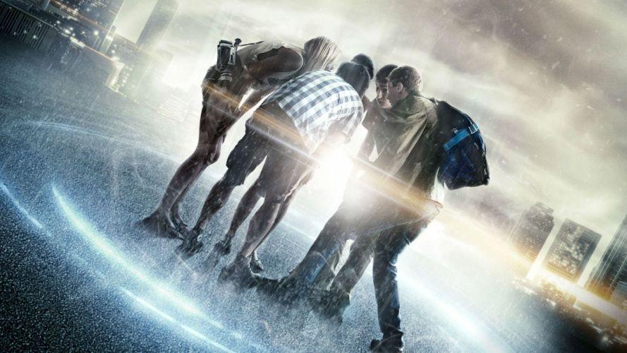 PROJECT ALMANAC sci-fi thriller adventure futuristic technics science 1almanac wallpaper