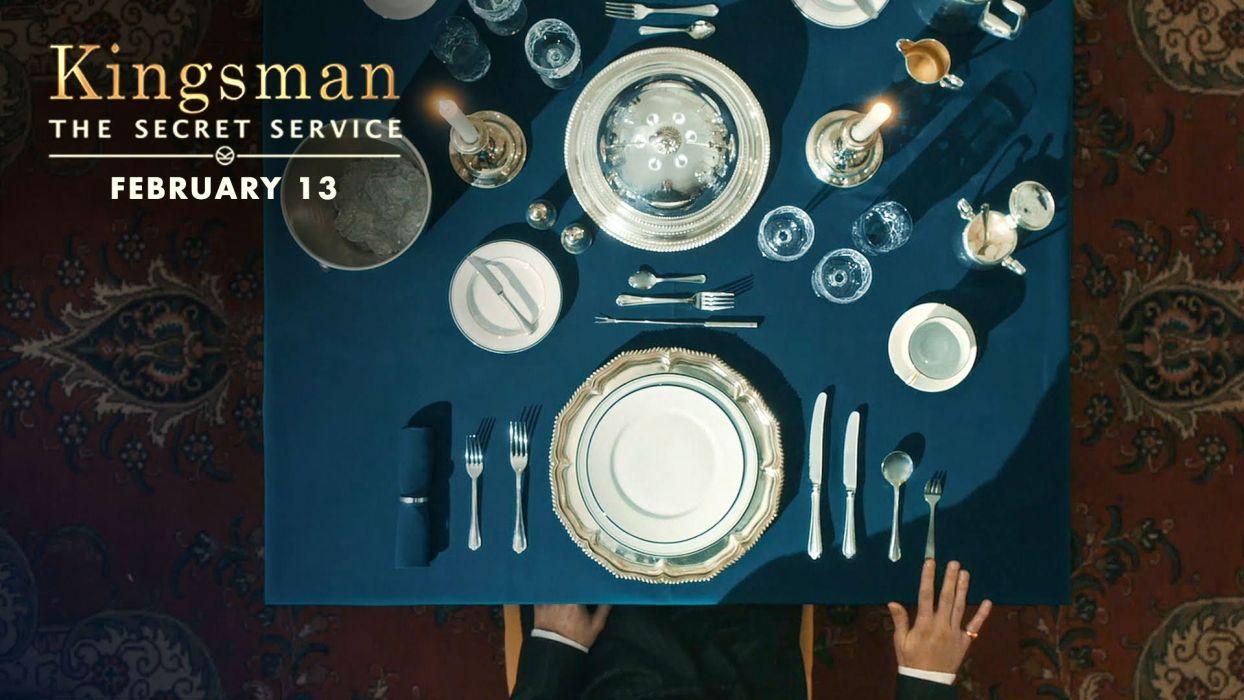 KINGSMAN-SECRET-SERVICE action adventure spy comedy crime kingsman secret service wallpaper