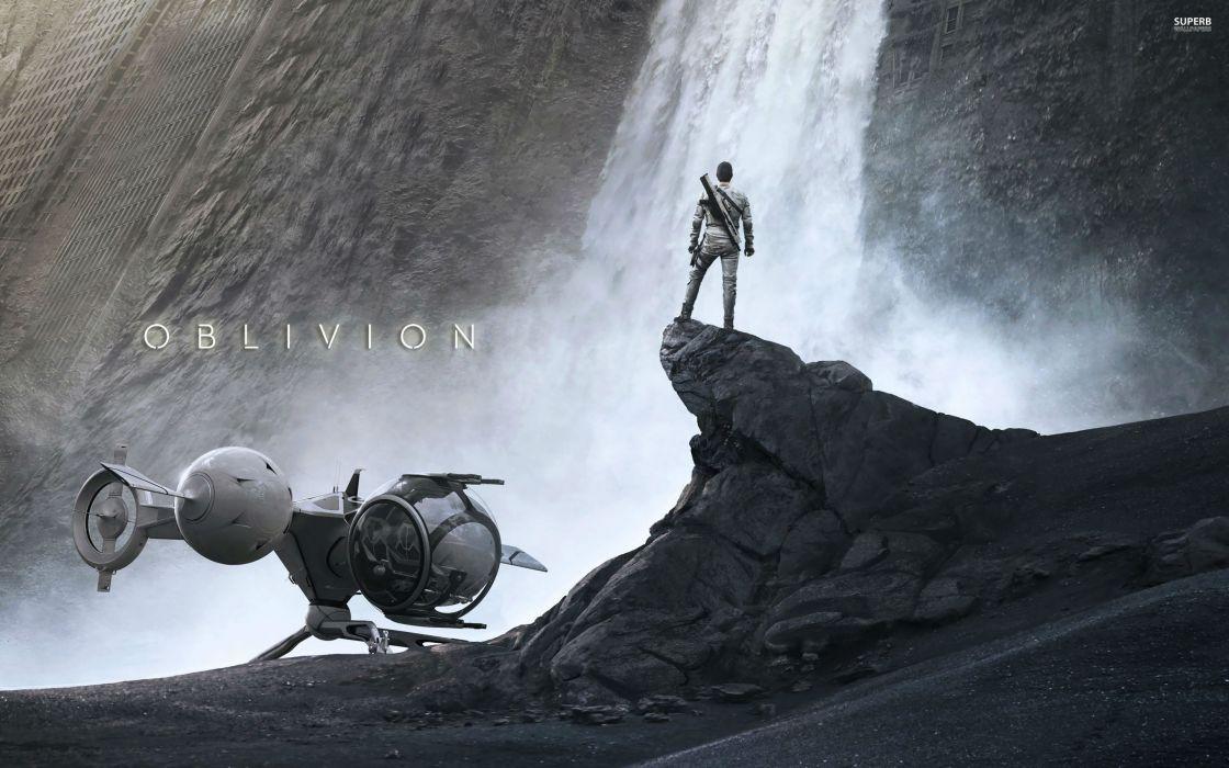 OBLIVION sci-fi futuristic cruise science technics action fighting 1oblivion apocalyptic spaceship wallpaper
