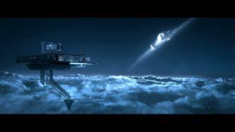 OBLIVION Sci Fi Futuristic Cruise Science Technics Action Fighting 1oblivion Apocalyptic Spaceship Wallpaper