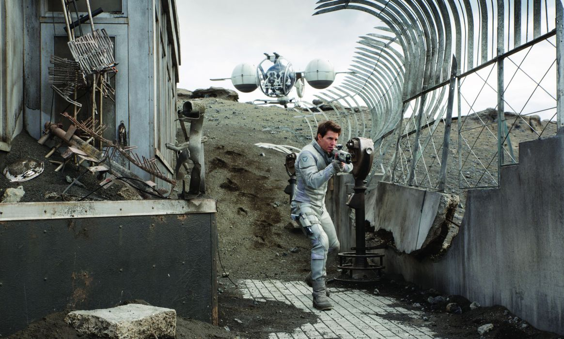 OBLIVION sci-fi futuristic cruise science technics action fighting 1oblivion apocalyptic spaceship warrior weapon gun wallpaper