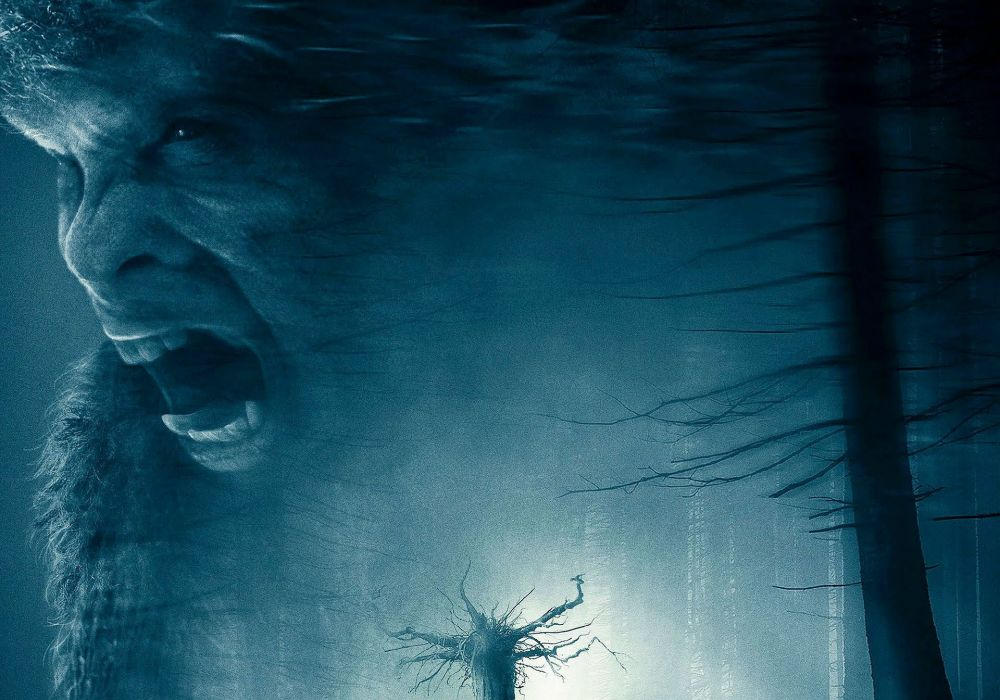 EXISTS horror dark thriller Bigfoot monster creater sasquatch 1exists wallpaper