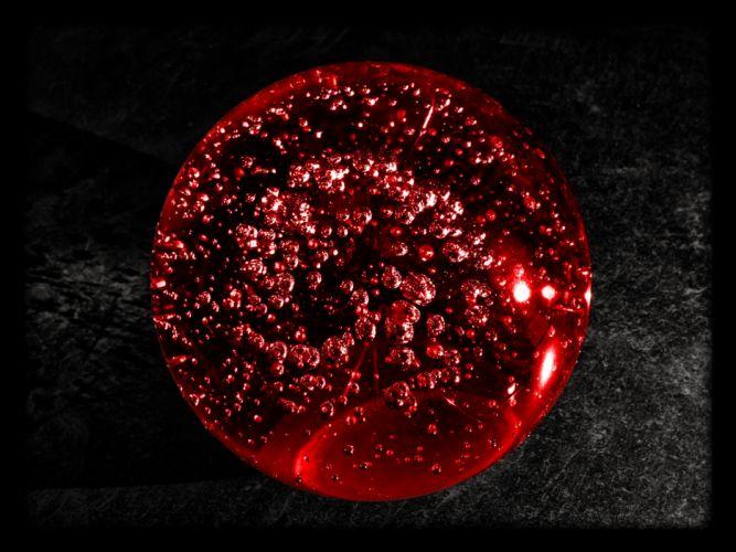 Red Sphere wallpaper
