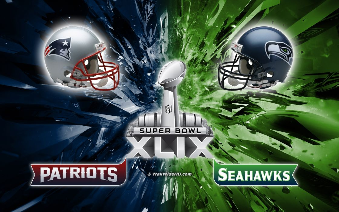 Superbowl 49 Patriots Seahawks Wallpaper 3840x2400 601853 Wallpaperup