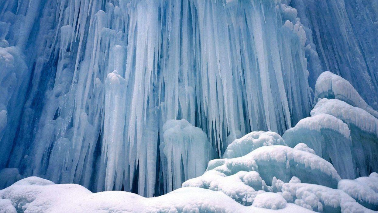 snow ice winter wallpaper