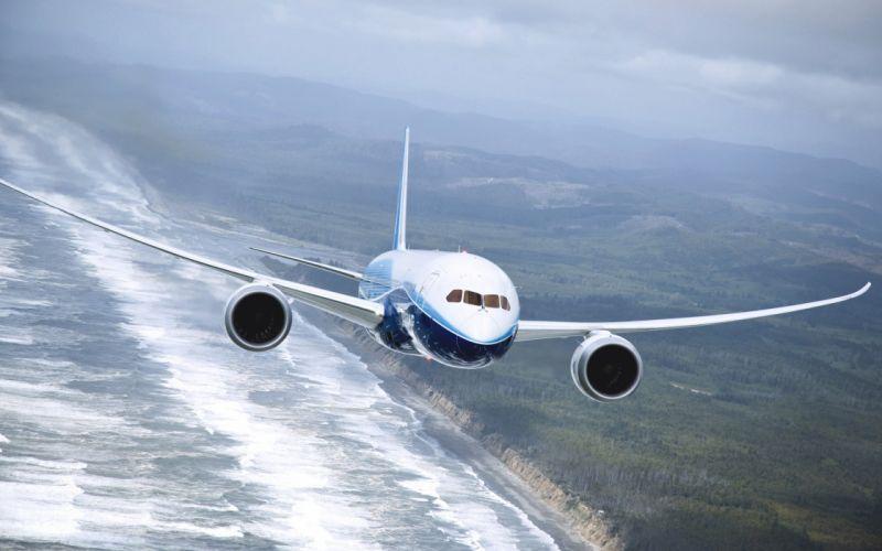 boeing-737-aviones-volando wallpaper