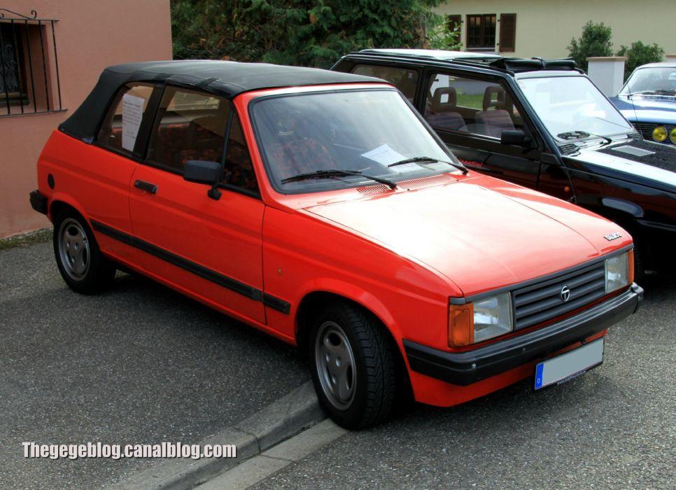 Talbot samba french cars classic convertible wallpaper