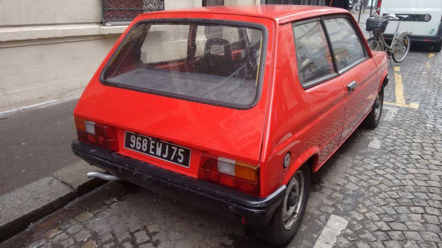 Talbot samba french cars classic wallpaper