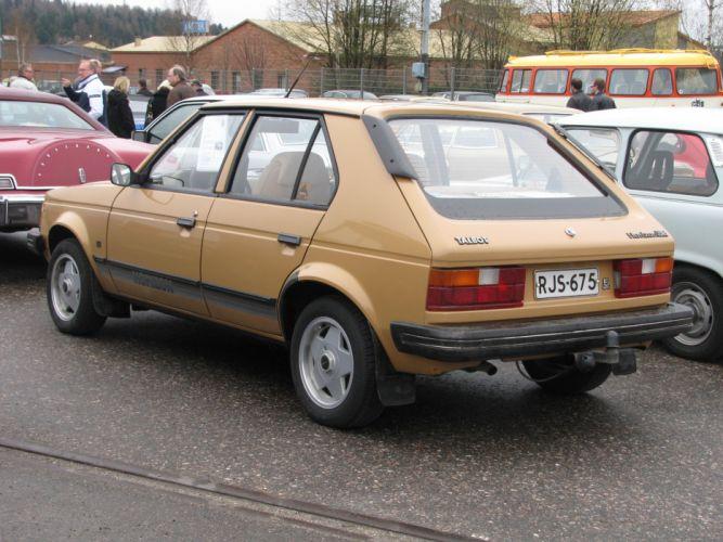 Talbot horizon french cars classic wallpaper