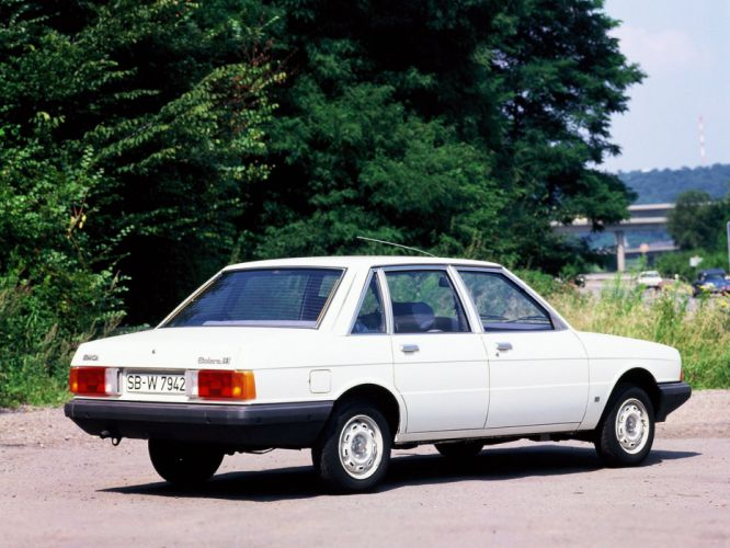 Talbot solara sedan french cars classic wallpaper