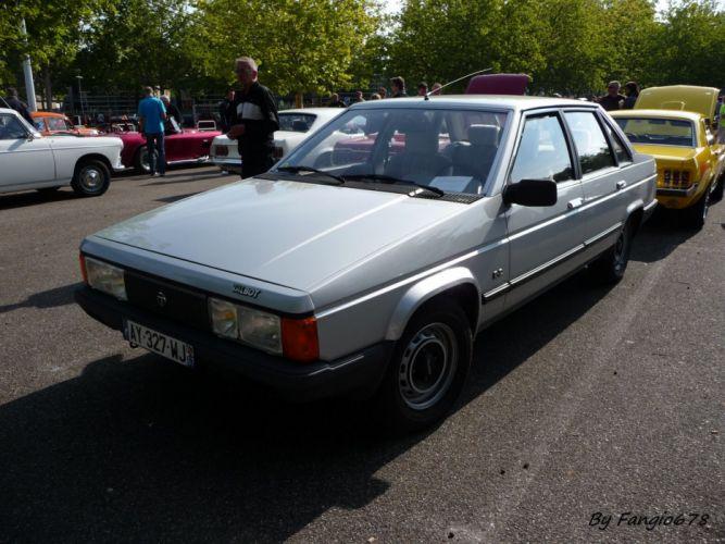 Talbot tagora sedan french cars classic wallpaper