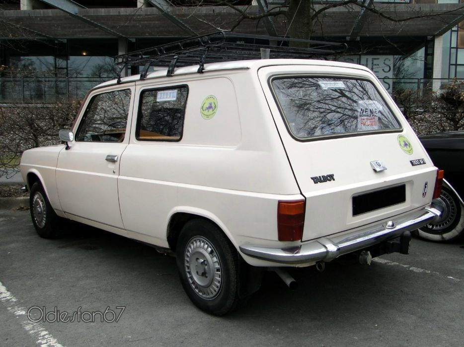 simca 1100 cars classic french van wallpaper