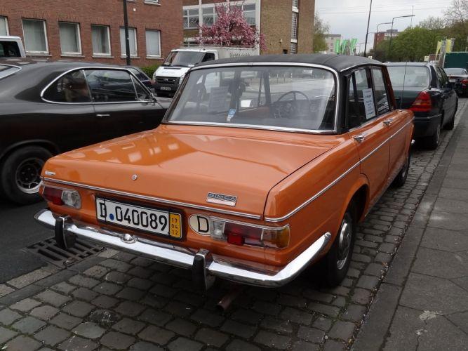 simca 1300 1301 cars classic french sedan wallpaper