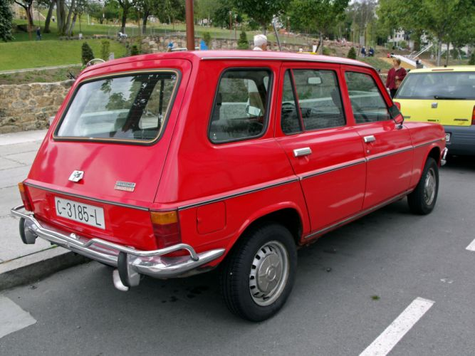 simca 1100 cars classic french wagon wallpaper