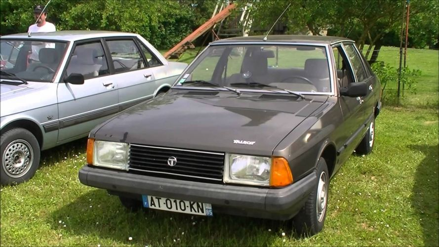 simca talbot 1510 cars classic french sedan wallpaper