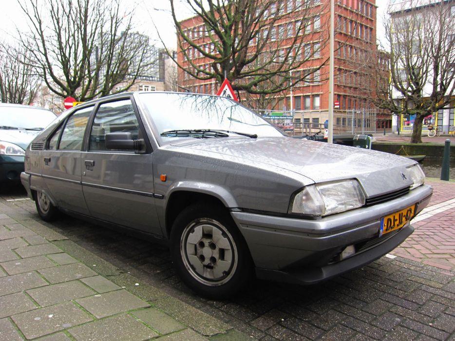 citroen-bx classic cars french wallpaper
