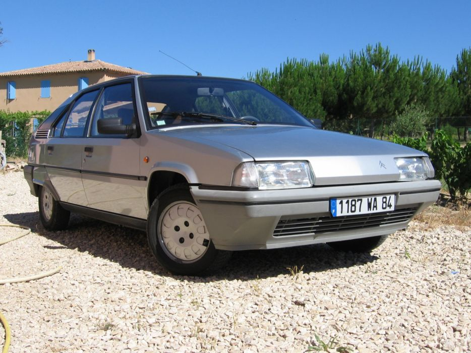 citroen-bx classic cars french wallpaper