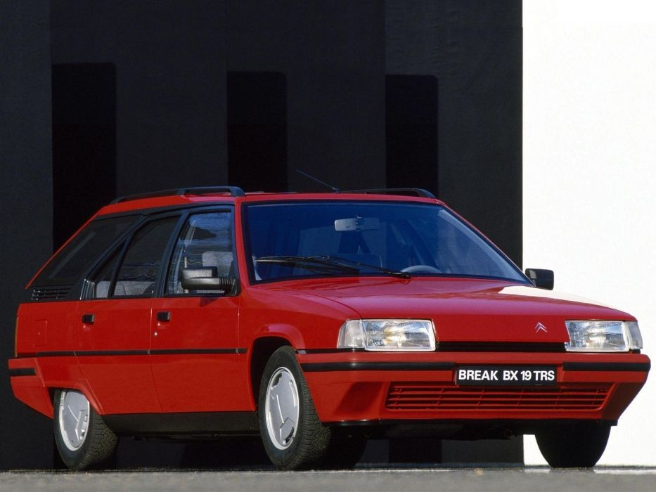 citroen-bx classic cars french wagon wallpaper